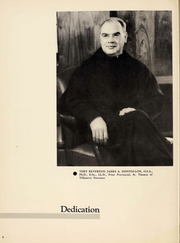 Page 8, 1960 Edition, Villanova University - Belle Air Yearbook (Villanova, PA) online yearbook collection