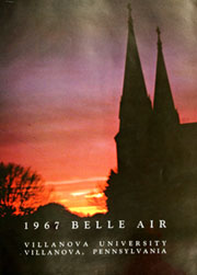 Page 5, 1967 Edition, Villanova University - Belle Air Yearbook (Villanova, PA) online yearbook collection