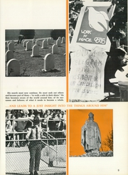 Page 13, 1970 Edition, Villanova University - Belle Air Yearbook (Villanova, PA) online yearbook collection