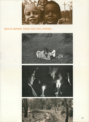 Page 17, 1970 Edition, Villanova University - Belle Air Yearbook (Villanova, PA) online yearbook collection