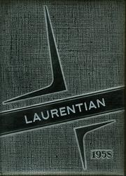 1958 Edition, Laurens High School - Laurentian Yearbook (Laurens, IA)