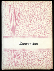 1960 Edition, Laurens High School - Laurentian Yearbook (Laurens, IA)
