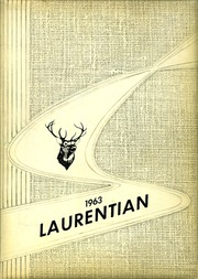 1963 Edition, Laurens High School - Laurentian Yearbook (Laurens, IA)