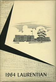 1964 Edition, Laurens High School - Laurentian Yearbook (Laurens, IA)