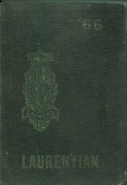 1966 Edition, Laurens High School - Laurentian Yearbook (Laurens, IA)