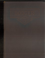 Page 1, 1919 Edition, Fort Dodge High School - Dodger Yearbook (Fort Dodge, IA) online yearbook collection