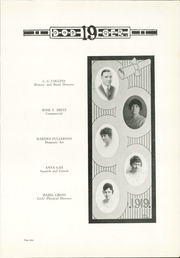 Page 17, 1919 Edition, Fort Dodge High School - Dodger Yearbook (Fort Dodge, IA) online yearbook collection