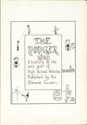 Page 7, 1919 Edition, Fort Dodge High School - Dodger Yearbook (Fort Dodge, IA) online yearbook collection
