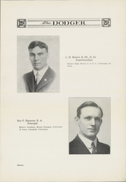 Page 17, 1920 Edition, Fort Dodge High School - Dodger Yearbook (Fort Dodge, IA) online yearbook collection