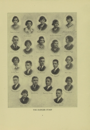 Page 13, 1921 Edition, Fort Dodge High School - Dodger Yearbook (Fort Dodge, IA) online yearbook collection