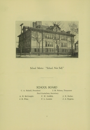 Page 14, 1921 Edition, Fort Dodge High School - Dodger Yearbook (Fort Dodge, IA) online yearbook collection
