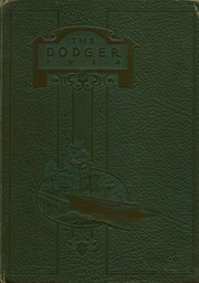 Fort Dodge High School - Dodger Yearbook (Fort Dodge, IA) online yearbook collection, 1934 Edition, Page 1