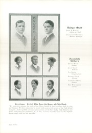 Page 16, 1936 Edition, Fort Dodge High School - Dodger Yearbook (Fort Dodge, IA) online yearbook collection
