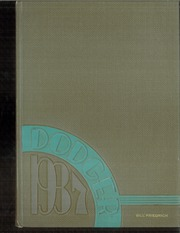 Page 1, 1937 Edition, Fort Dodge High School - Dodger Yearbook (Fort Dodge, IA) online yearbook collection