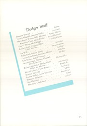 Page 10, 1937 Edition, Fort Dodge High School - Dodger Yearbook (Fort Dodge, IA) online yearbook collection