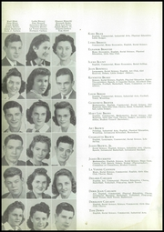 Page 16, 1942 Edition, Fort Dodge High School - Dodger Yearbook (Fort Dodge, IA) online yearbook collection