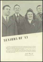 Page 15, 1943 Edition, Fort Dodge High School - Dodger Yearbook (Fort Dodge, IA) online yearbook collection