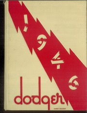 Page 1, 1946 Edition, Fort Dodge High School - Dodger Yearbook (Fort Dodge, IA) online yearbook collection