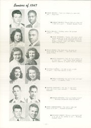 Page 14, 1947 Edition, Fort Dodge High School - Dodger Yearbook (Fort Dodge, IA) online yearbook collection