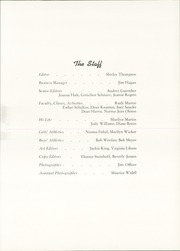 Page 9, 1947 Edition, Fort Dodge High School - Dodger Yearbook (Fort Dodge, IA) online yearbook collection