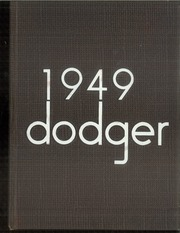 Page 1, 1949 Edition, Fort Dodge High School - Dodger Yearbook (Fort Dodge, IA) online yearbook collection