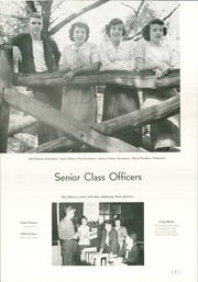Page 14, 1949 Edition, Fort Dodge High School - Dodger Yearbook (Fort Dodge, IA) online yearbook collection