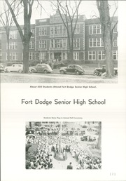 Page 6, 1949 Edition, Fort Dodge High School - Dodger Yearbook (Fort Dodge, IA) online yearbook collection