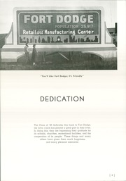 Page 8, 1949 Edition, Fort Dodge High School - Dodger Yearbook (Fort Dodge, IA) online yearbook collection