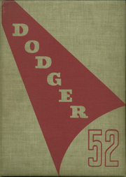 Fort Dodge High School - Dodger Yearbook (Fort Dodge, IA) online yearbook collection, 1952 Edition, Page 1
