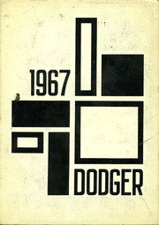 Fort Dodge High School - Dodger Yearbook (Fort Dodge, IA) online yearbook collection, 1967 Edition, Page 1