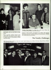 Page 14, 1967 Edition, Fort Dodge High School - Dodger Yearbook (Fort Dodge, IA) online yearbook collection