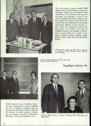 Page 16, 1967 Edition, Fort Dodge High School - Dodger Yearbook (Fort Dodge, IA) online yearbook collection