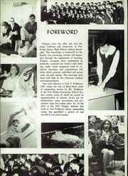 Page 6, 1967 Edition, Fort Dodge High School - Dodger Yearbook (Fort Dodge, IA) online yearbook collection
