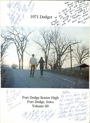 Page 5, 1971 Edition, Fort Dodge High School - Dodger Yearbook (Fort Dodge, IA) online yearbook collection