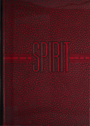 Ames High School - Spirit Yearbook (Ames, IA) online yearbook collection, 1940 Edition, Page 1