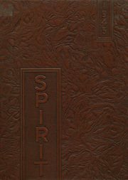 1945 Edition, Ames High School - Spirit Yearbook (Ames, IA)