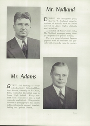Page 11, 1945 Edition, Ames High School - Spirit Yearbook (Ames, IA) online yearbook collection