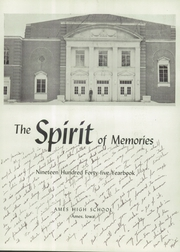 Page 7, 1945 Edition, Ames High School - Spirit Yearbook (Ames, IA) online yearbook collection