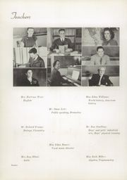 Page 16, 1947 Edition, Ames High School - Spirit Yearbook (Ames, IA) online yearbook collection