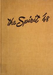 1948 Edition, Ames High School - Spirit Yearbook (Ames, IA)