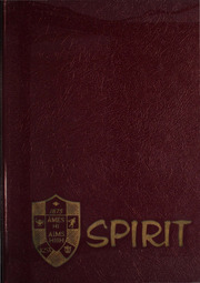 1966 Edition, Ames High School - Spirit Yearbook (Ames, IA)