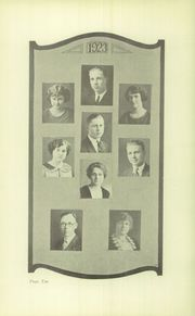 Page 10, 1923 Edition, Valley High School - Tiger Tales Yearbook (West Des Moines, IA) online yearbook collection
