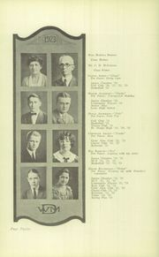 Page 12, 1923 Edition, Valley High School - Tiger Tales Yearbook (West Des Moines, IA) online yearbook collection