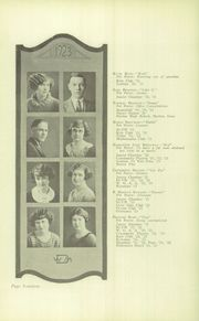 Page 14, 1923 Edition, Valley High School - Tiger Tales Yearbook (West Des Moines, IA) online yearbook collection