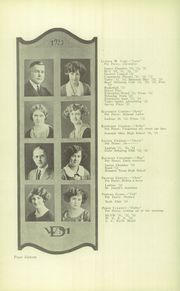 Page 16, 1923 Edition, Valley High School - Tiger Tales Yearbook (West Des Moines, IA) online yearbook collection