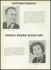 Page 10, 1956 Edition, Valley High School - Tiger Tales Yearbook (West Des Moines, IA) online yearbook collection