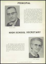 Page 11, 1956 Edition, Valley High School - Tiger Tales Yearbook (West Des Moines, IA) online yearbook collection