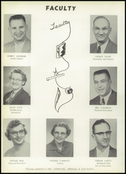 Page 14, 1956 Edition, Valley High School - Tiger Tales Yearbook (West Des Moines, IA) online yearbook collection