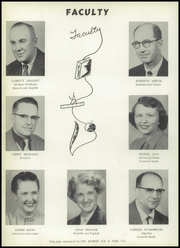 Page 16, 1956 Edition, Valley High School - Tiger Tales Yearbook (West Des Moines, IA) online yearbook collection
