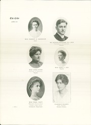 Page 12, 1917 Edition, Dubuque High School - Echo Yearbook (Dubuque, IA) online yearbook collection